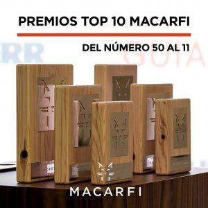Bodega Sepúlveda ranks in the Top 50 at the Premios Macarfi 2018